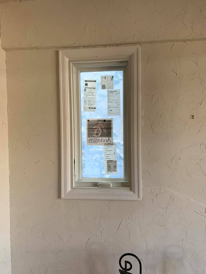 Window installed by The Window Store Colorado